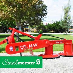 Staalmeester | Celmak 1.65 Mechanical Mower