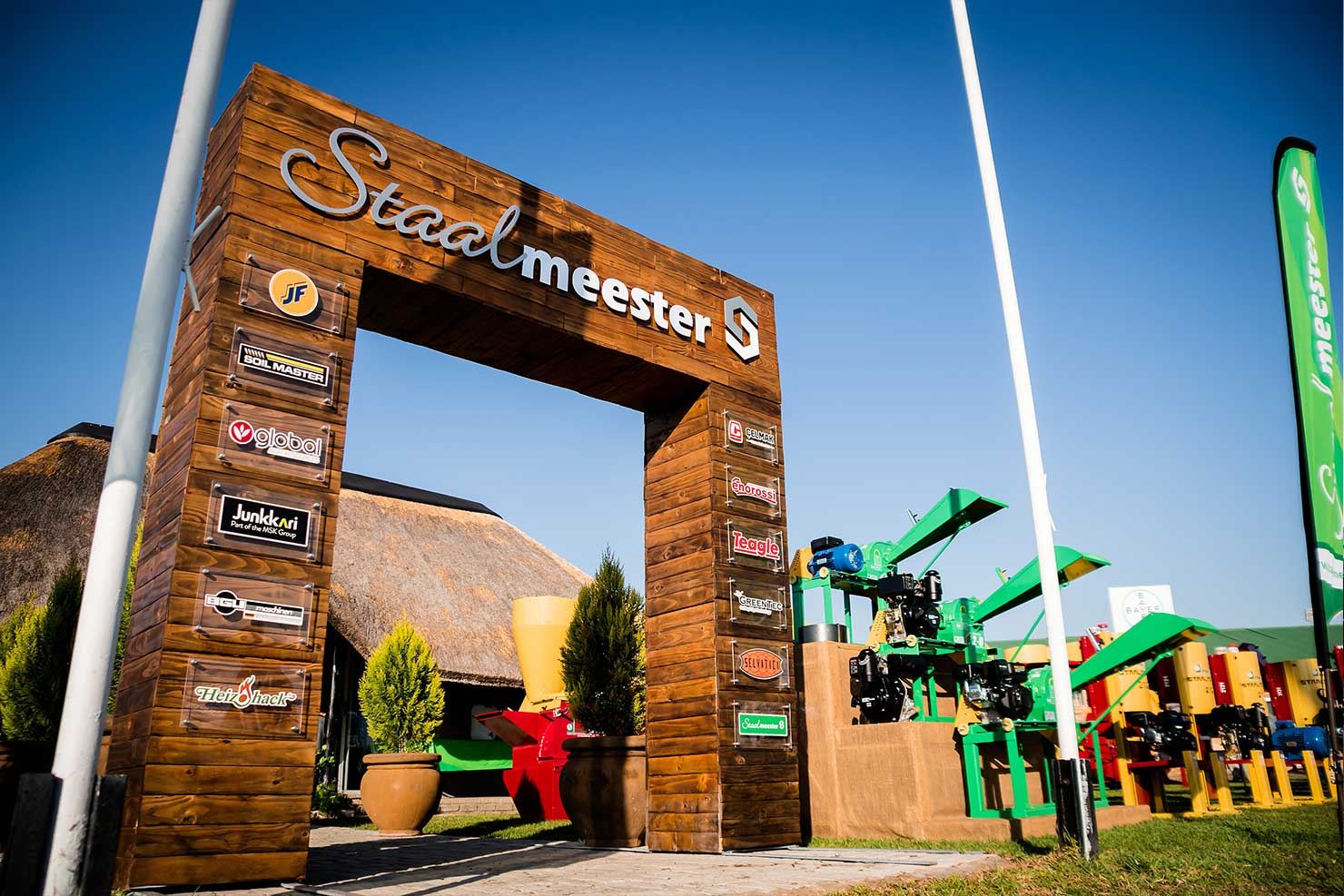 Staalmeester | Agricultural Equipment since 1951